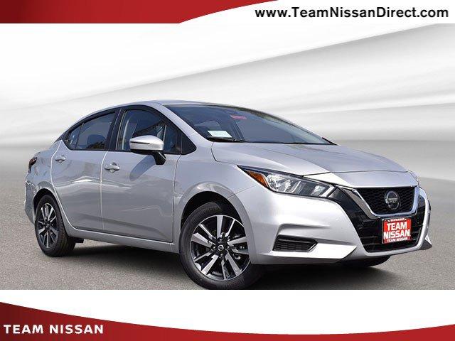 2020 Nissan Versa SV SV CVT Regular Unleaded I-4 1.6 L/98 [0]