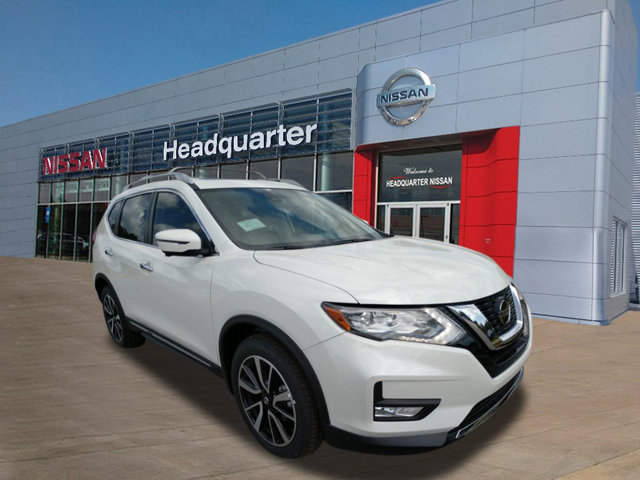 New 2020 Nissan Rogue in Columbus, GA