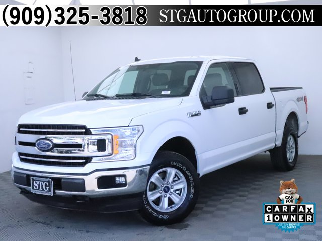 Used 2020 Ford F-150 in Ontario, Montclair & Garden Grove, CA