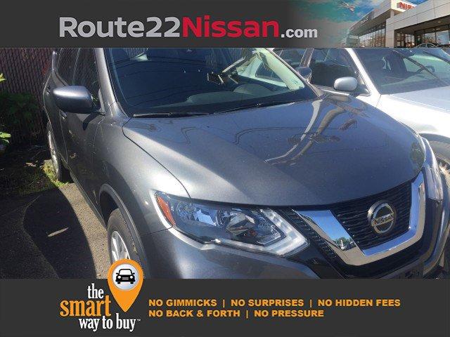 2019 Nissan Rogue S AWD S Regular Unleaded I-4 2.5 L/152 [2]