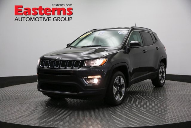 2019 Jeep Compass for sale 124610 0