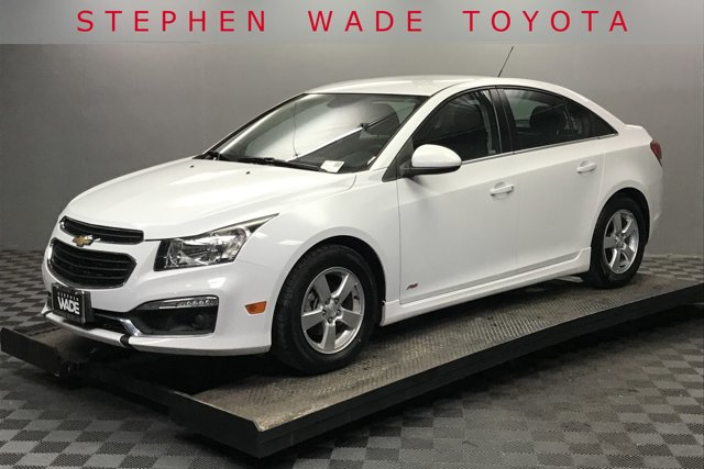 Used 2016 Chevrolet Cruze Limited in St. George, UT