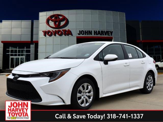 New 2020 Toyota Corolla in Bossier City, LA