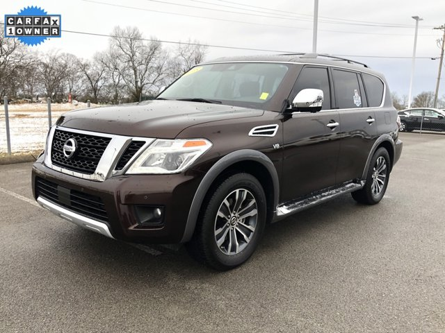 Used 2018 Nissan Armada in Shelbyville, TN