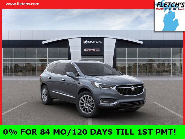 New 2020 Buick Enclave in Petoskey, MI