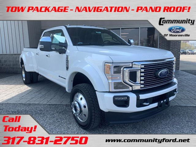 New 2020 Ford Super Duty F-450 DRW in Bloomington, IN