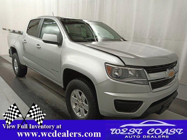 Used 2017 Chevrolet Colorado in Pasco, WA