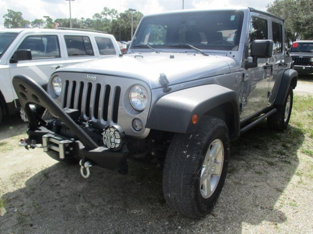 Used 2015 Jeep Wrangler Unlimited in Arcadia, FL