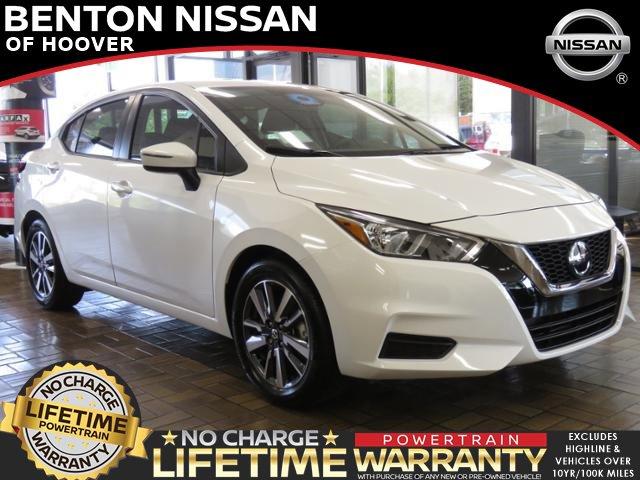 New 2020 Nissan Versa in Hoover, AL