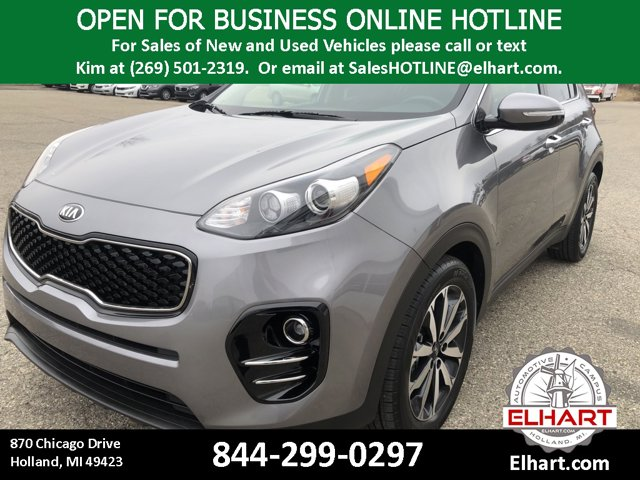 Used 2017 KIA Sportage in Holland, MI
