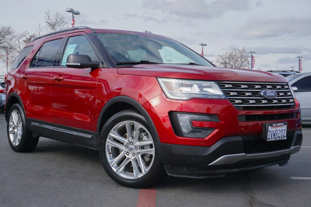 Used 2016 Ford Explorer FWD 4dr XLT