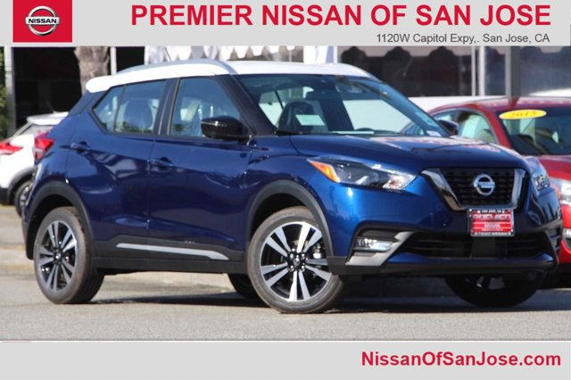 New 2020 Nissan Kicks in San Jose, CA