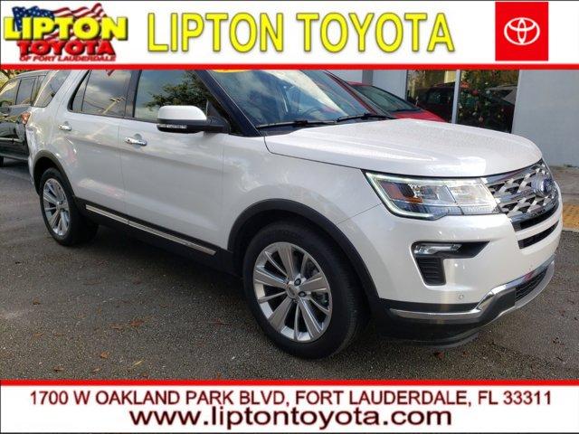 Used 2019 Ford Explorer in Ft. Lauderdale, FL