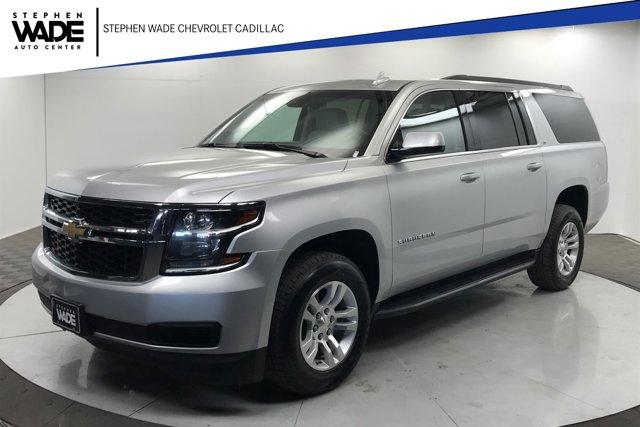 Used 2019 Chevrolet Suburban LT