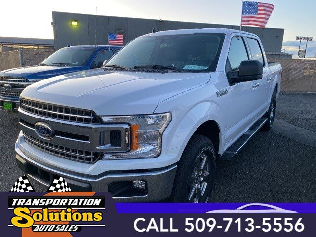 Used 2020 Ford F-150 in Pasco, WA