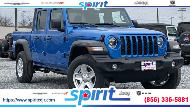 New 2020 Jeep Gladiator in Swedesboro, NJ