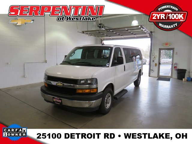 Used 2019 Chevrolet Express Passenger in Cleveland, OH