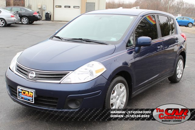 Used 2012 Nissan Versa in Warsaw, IN