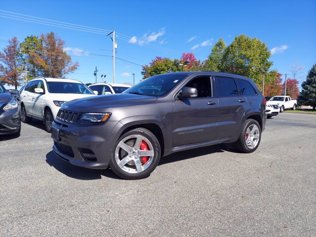 2017 Jeep Grand Cherokee SRT SRT 4x4 Premium Unleaded V-8 6.4 L/392 [2]