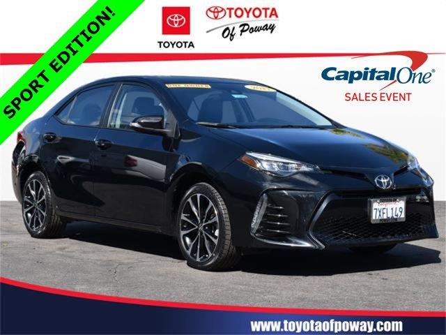 Used 2017 Toyota Corolla in Poway, CA