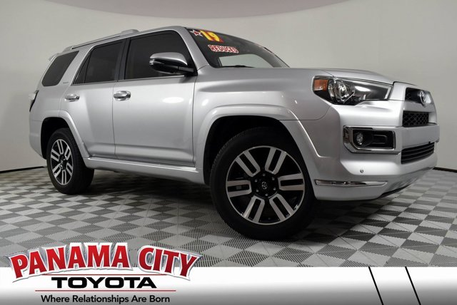 New 2019 Toyota 4Runner in Panama City, FL