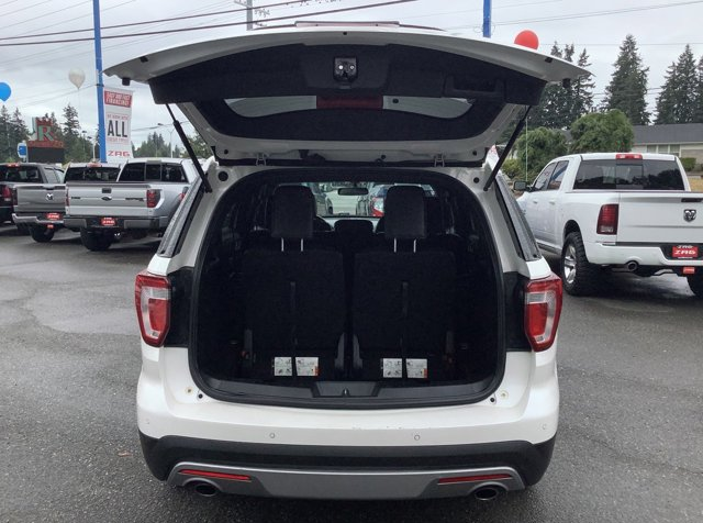 Used 2016 Ford Explorer 4WD 4dr Limited