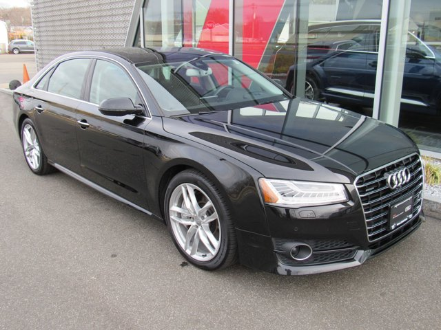 2016 Audi A8 L 40T Sport DRIVER ASSISTANCE PACKAGE  -inc High-Beam Assistant  Audi Active Lane As
