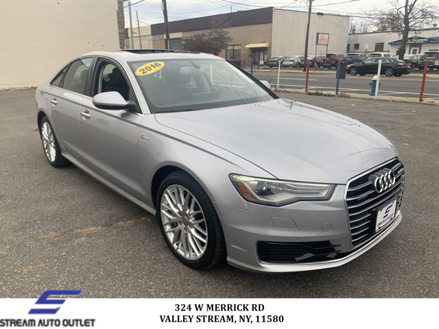 Used 2016 Audi A6 in Valley Stream, NY