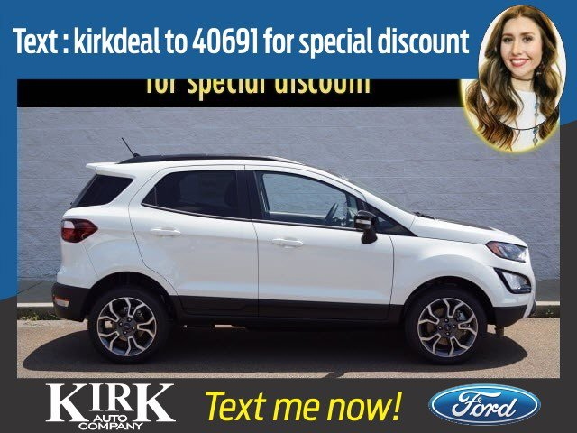 New 2019 Ford EcoSport in Grenada, MS