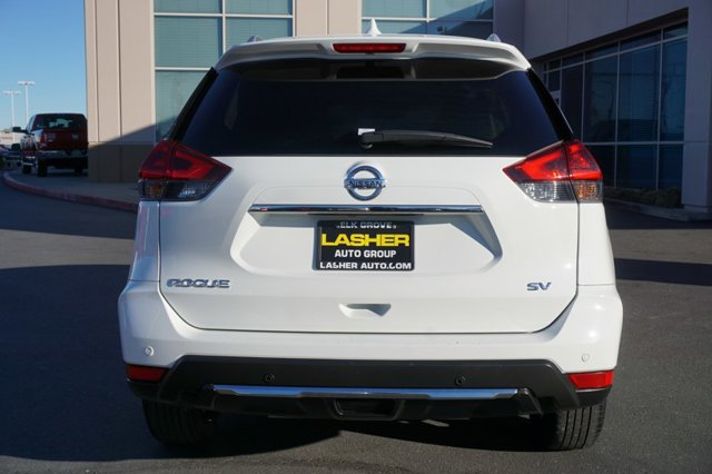 Used 2019 Nissan Rogue FWD SV