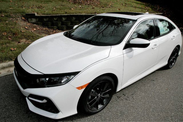 New 2020 Honda Civic Hatchback in High Point, NC