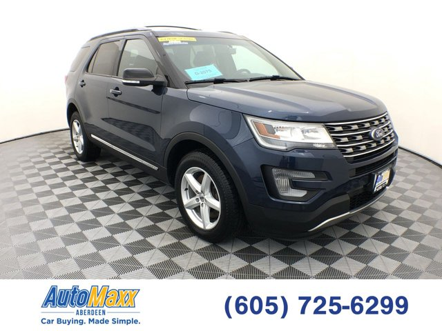 Used 2016 Ford Explorer in Aberdeen, SD