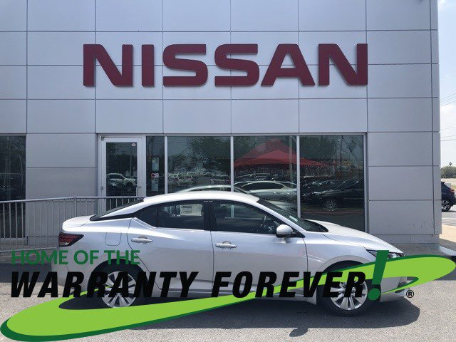 2020 Nissan Sentra S S CVT Regular Unleaded I-4 2.0 L/122 [9]
