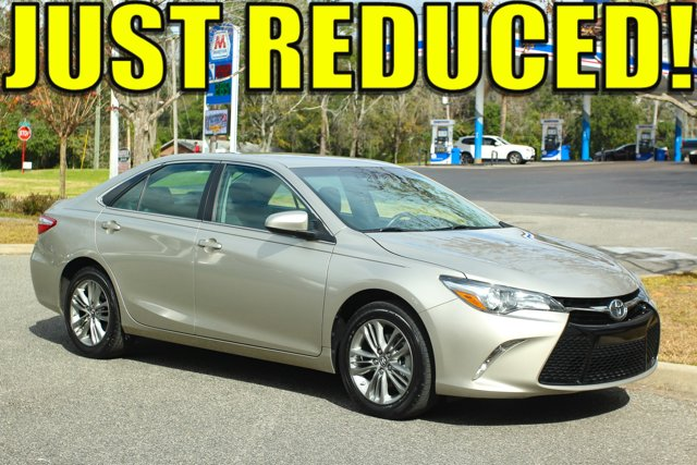 Used 2017 Toyota Camry in Tallahassee, FL