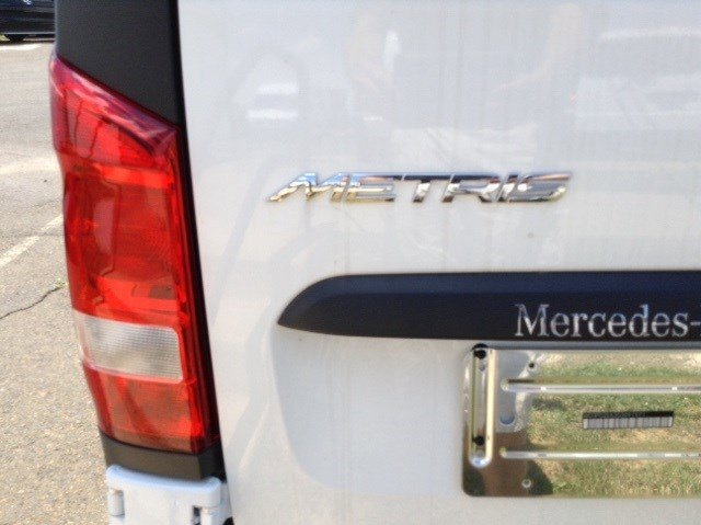 New 2016 Mercedes-Benz Metris RWD 126