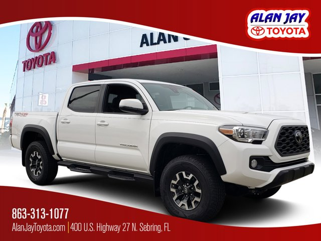 New 2020 Toyota Tacoma in Sebring, FL