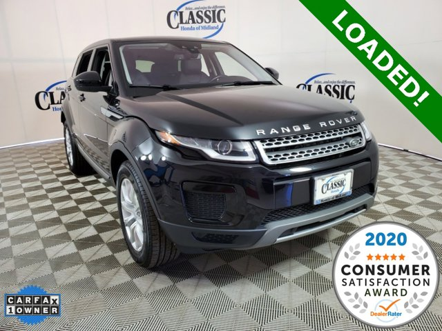 Used 2019 Land Rover Range Rover Evoque in Midland, TX
