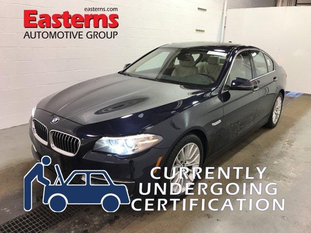 2016 BMW 5 Series 528i xDrive Luxury 4dr Car