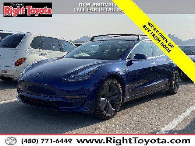 2019 Tesla Model 3  Electric [23]