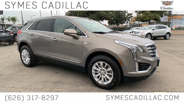 2018 Cadillac XT5 FWD FWD 4dr Gas V6 3.6L/222.6 [10]