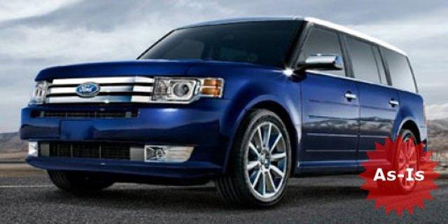 Used 2011 Ford Flex SEL