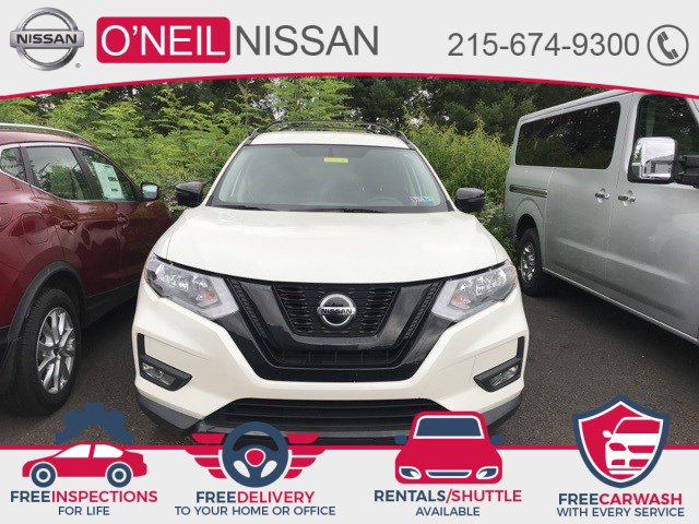 2018 Nissan Rogue SV AWD SV Regular Unleaded I-4 2.5 L/152 [4]