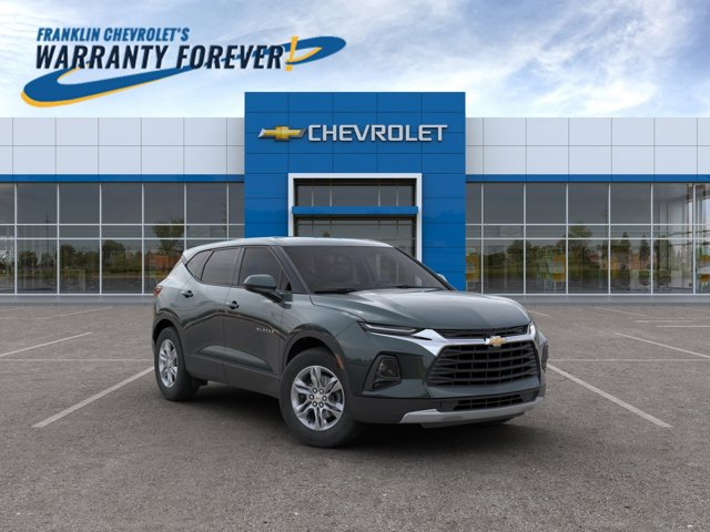 New 2020 Chevrolet Blazer in Statesboro, GA