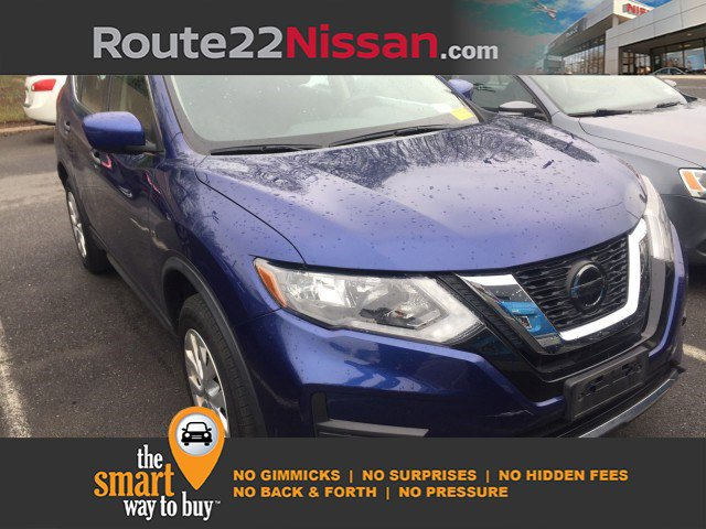 2018 Nissan Rogue S AWD S Regular Unleaded I-4 2.5 L/152 [3]