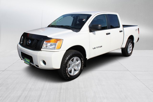Used 2011 Nissan Titan in Tacoma, WA