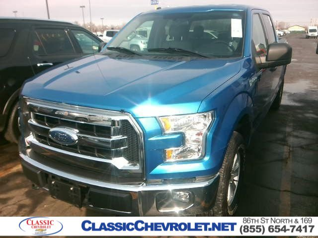 Used 2015 Ford F-150 in Owasso, OK