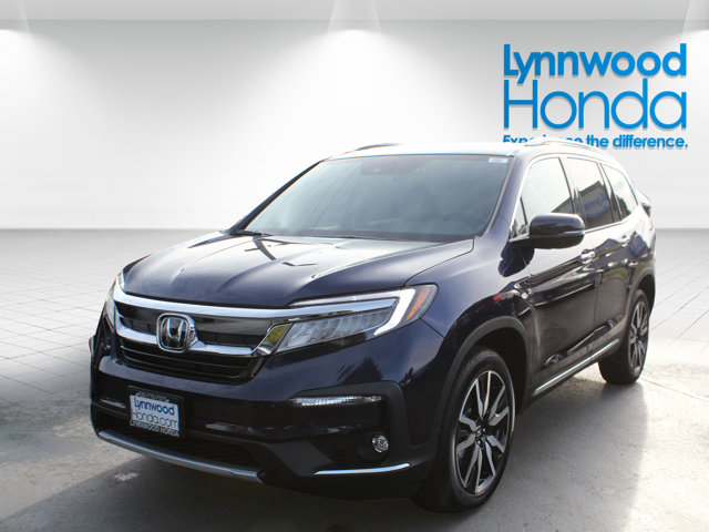 New 2020 Honda Pilot in Edmonds, WA