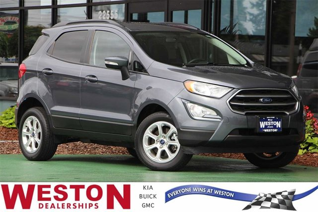 Used 2018 Ford EcoSport in Gresham, OR