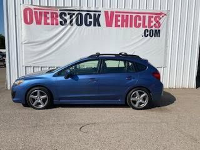 2014 Subaru Impreza Wagon 2.0i Sport Limited 5dr Auto 2.0i Sport Limited Regular Unleaded H-4 2.0 L/122 [26]