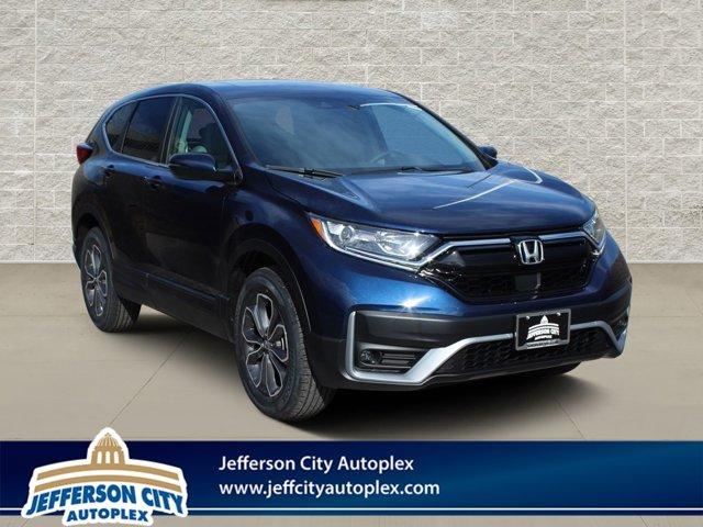 New 2020 Honda CR-V in Jefferson City, MO